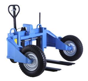 Gelände-Handhubwagen BF-GL Hublast 1200kg